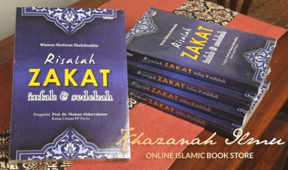 Buku Zakat
